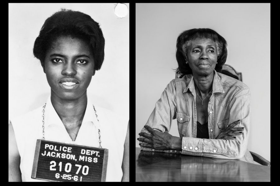 NY Times: 50 Years After Their Mug Shots, Portraits of Mississippi's Freedom Riders