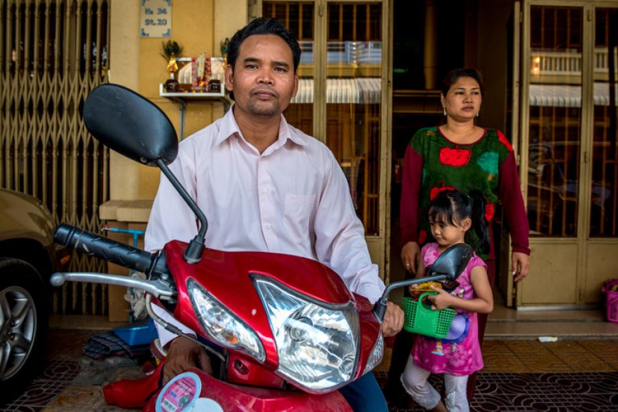 NY Times: Fighting to Save Forests in Cambodia, an Activist Puts Himself at Risk