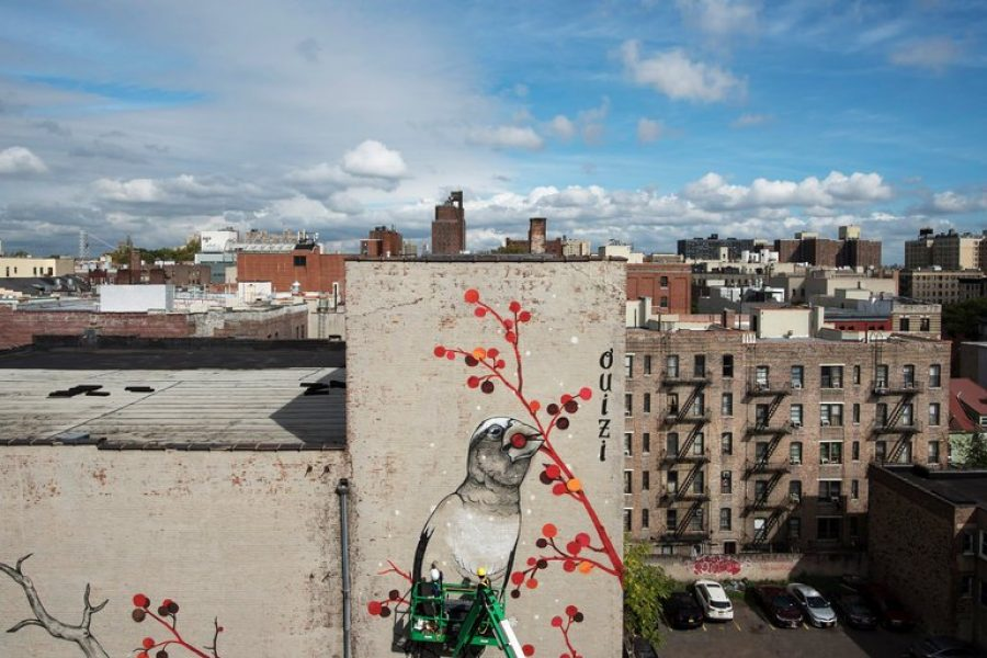 NY Times Editorial: Public Art Takes Flight