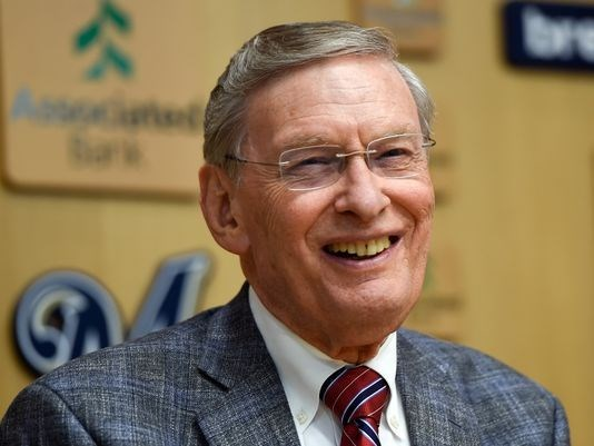 Bud Selig served as MLB commissioner for 22 years