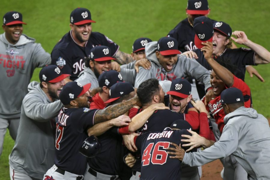 Washington Post:  For World Series champion Nats, the team that wouldn't die, there was no doubt, just hope