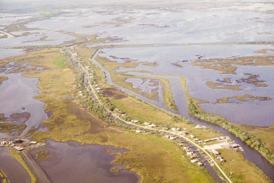 Greenwire: 'Broken village' in La. bayou seeks higher ground