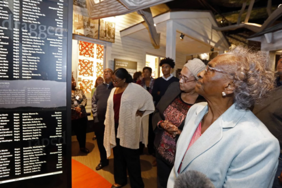 AP: Hard history: Mississippi museums explore slavery, Klan era