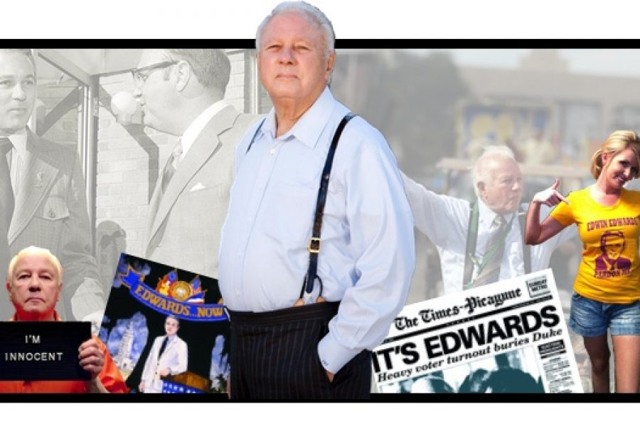 Louisiana History: The Dethroning Of Edwin Edwards