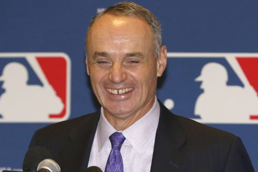 Forbes: Grading MLB Commissioner Rob Manfred After His First Year