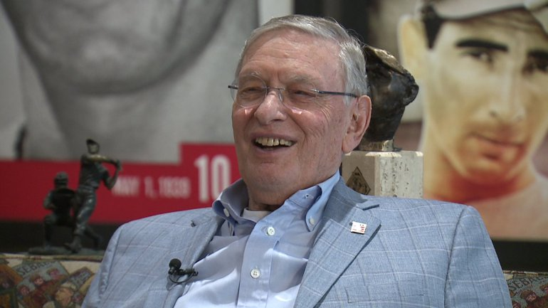"""A little boy's dreams come true:"" Bud Selig looks forward to his induction into the Baseball Hall of Fame"