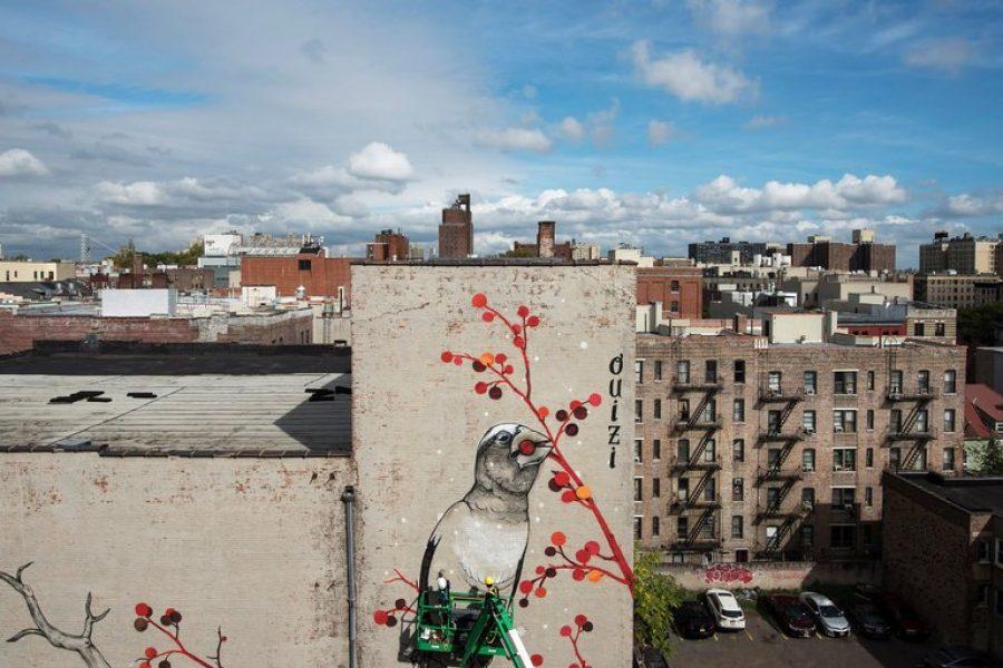 NY Times Editorial: Public Art Takes Flight