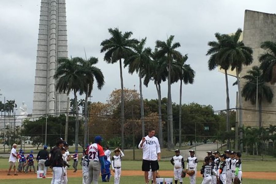 USA Today: Amid fanfare of historic trip, MLB, Cuba aim for common ground