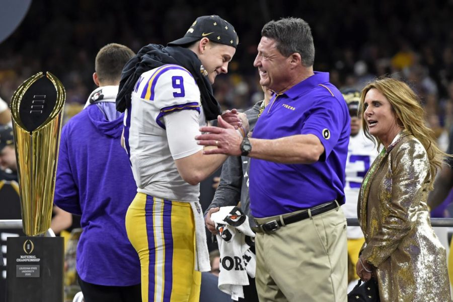 The Advocate: 'This is for everybody': LSU caps perfect season with national title win over Clemson