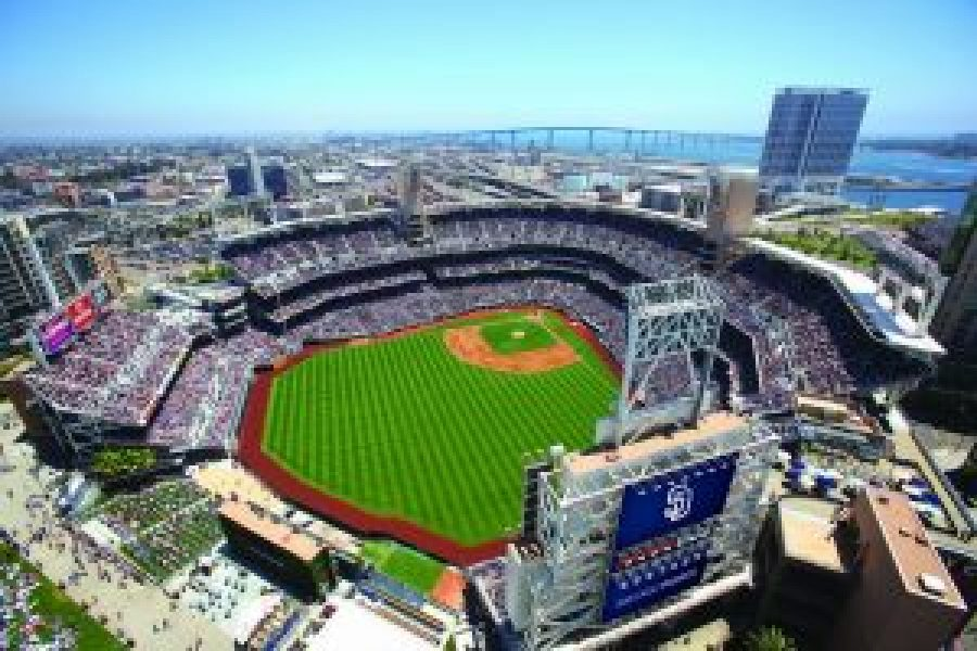 San Diego UT: Padres installing baseball's biggest solar project