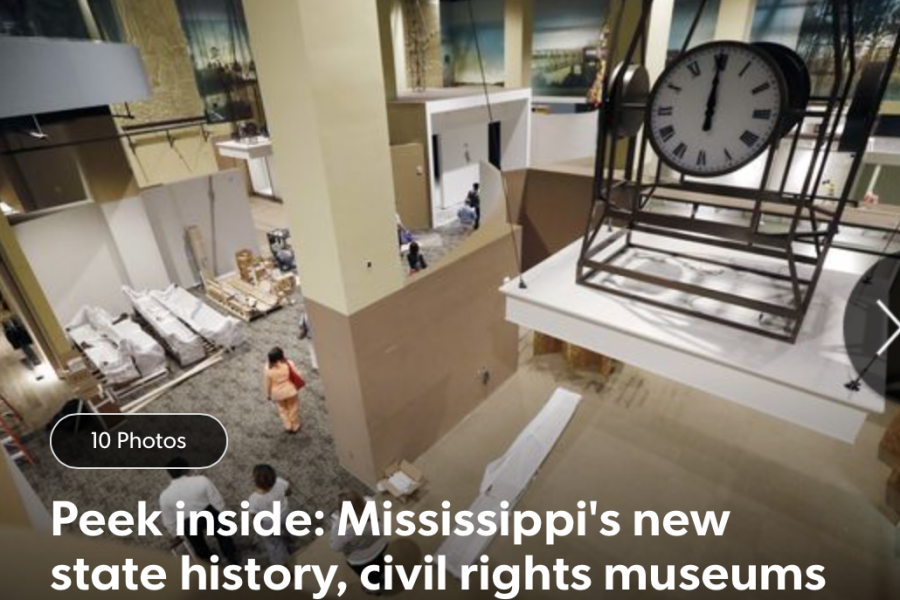 Clarion-Ledger: Canoe being prepped for Museum of Mississippi History