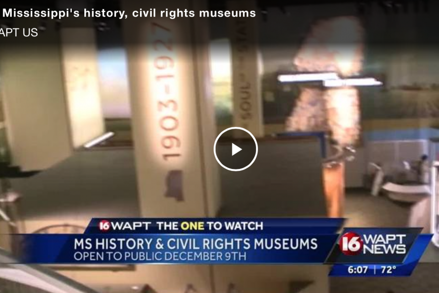 Jackson landmark church featured at Mississippi History Museum