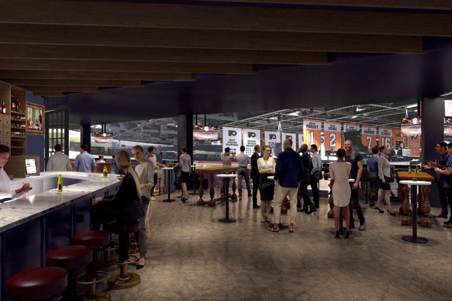 Philadelphia Business Journal: Wells Fargo Center makeover offers a lower-priced ticket option