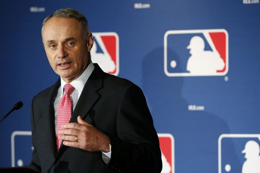 Chicago Trib: Baseball Commissioner Rob Manfred inspires confidence in future of game