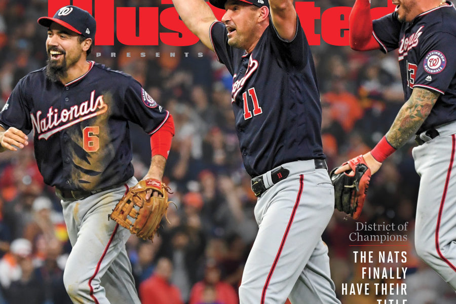 Sports Illustrated: Nationals' Dream Season Nothing Short of a Miracle