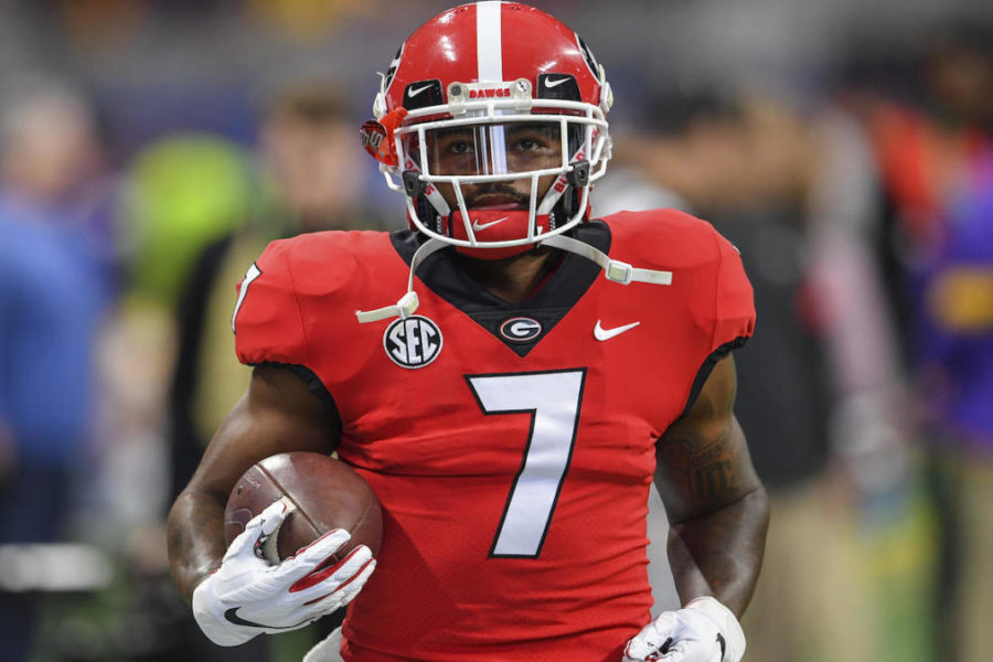 Sports Illustrated: D'Andre Swift Declares for the 2020 NFL Draft